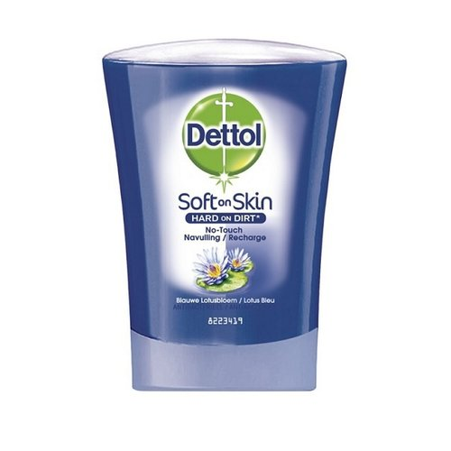 Dettol  No Touch Blue Lotus Refill 250ml