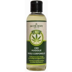 Cbd plus huidolie 100ml