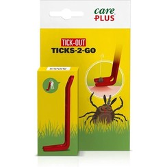 Tick Out Remover 2-Go 1 stuk