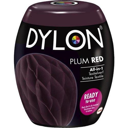 Dylon Pods Plum Red 350gr
