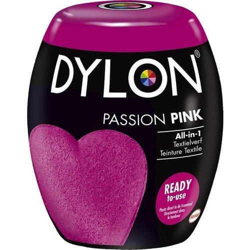 Dylon Pods Passion Pink 350g