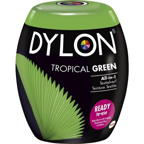 Dylon  Pods Tropical Green 350g
