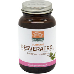 Mattisson Ultimate Resveratrol (60vc)