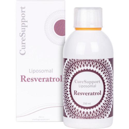 Curesupport Liposomal Resveratrol 400 Mg (250ml)