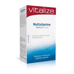 Multivitamine Compleet A t/m Z 60 tabletten