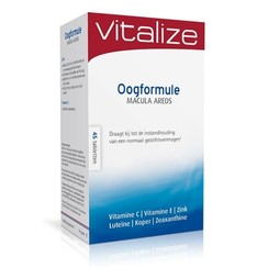 Oogformule Macula Areds 45 tabletten