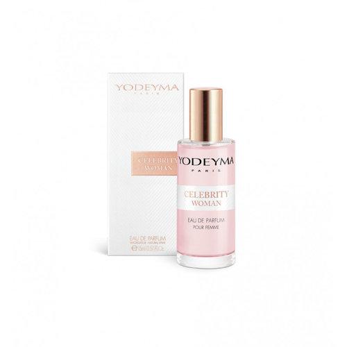 Yodeyma Parfums CELEBRITY WOMAN Eau de Parfum 15 ml.