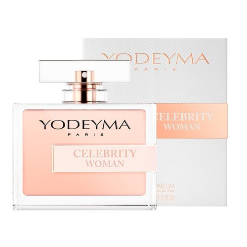 Yodeyma CELEBRITY WOMAN Eau de Parfum 100 ml.
