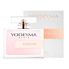 FOR YOU Eau de Parfum 100 ml.
