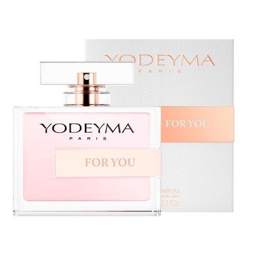Yodeyma Parfums FOR YOU Eau de Parfum 100 ml.
