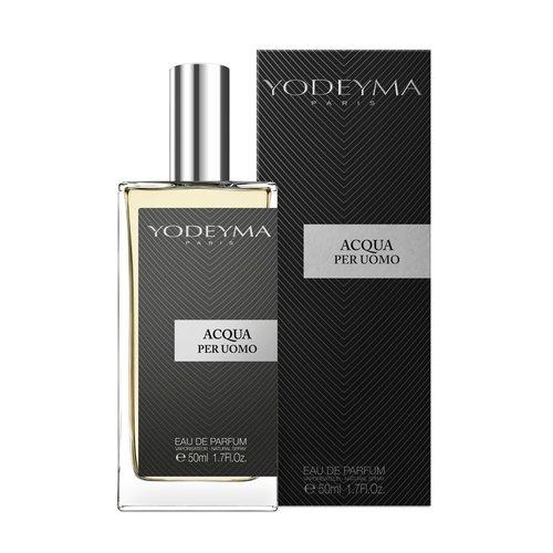 Yodeyma Parfums ACQUA PER UOMO Eau de Parfum 50 ml.