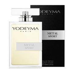 METAL SPORT Eau de Parfum 100 ml.