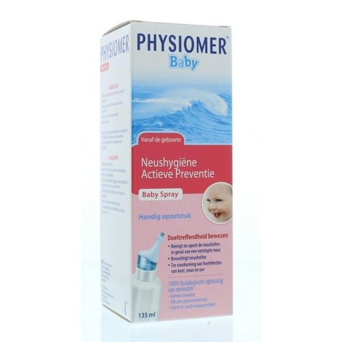 Physiomer Baby comfort 135ml