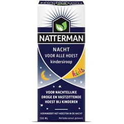 Nacht voor all hoest kids 150ml