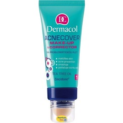 Dermacol Acnecover make-up and corrector foundation- 2