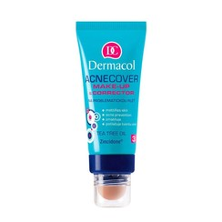 Dermacol Acnecover make-up and corrector foundation - 3