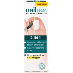 Nailner 2 in 1 brush 5 ml