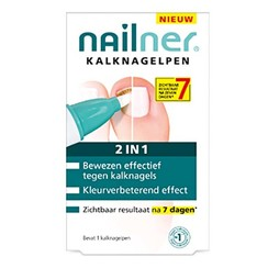 Nailner Kalknagelpen 2in1 4ml