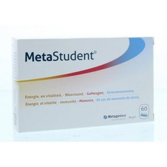 Metastudent 60 tabletten