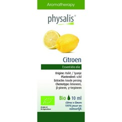 Physalis Citroen bio 10 ml