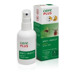 Care Plus Anti-Insect Deet Lotion Spray 40% 60ml