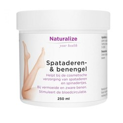 Naturalize Spataderen & Benen Gel 250ml