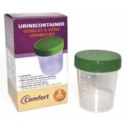 Convicare Urinecontainers 3st