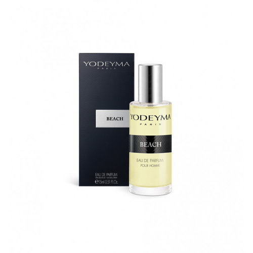 Yodeyma Parfums (BOTTLED) BEACH   Eau de Parfum 15 ml - Copy