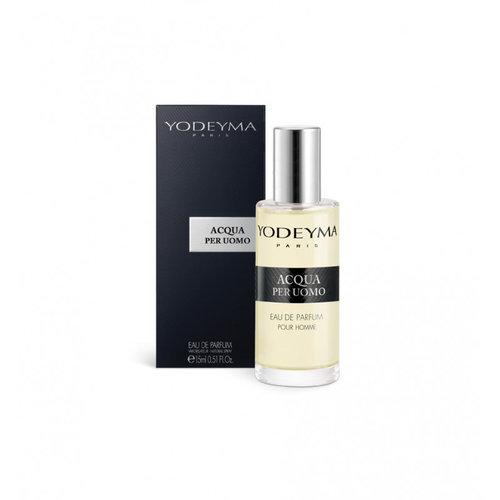 Yodeyma Parfums (Tester) ACQUA PER UOMO Eau de Parfum 15ml.