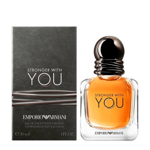 Armani Stronger With You eau de toilette - 30 ml