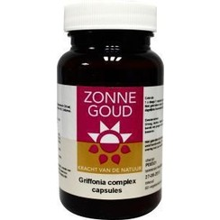 Zonnegoud Griffonia complex 60cap