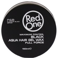 Black Aqua Wax Full Force 150ml