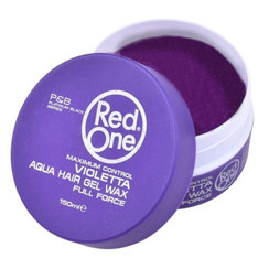 Aqua Hair Gel Wax Violetta 150ml