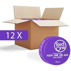 Red One Wax Paars - Voordeelpakket - 12 stuks