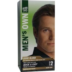 Mens Own Haarkleuring Men's Own Dark Blond 80ml