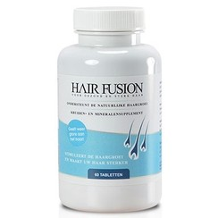 Hairfusion Haar Tabletten Haargroei 60 tabletten