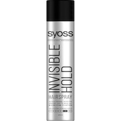 Syoss Invisible Hold Haarspray 400 ml