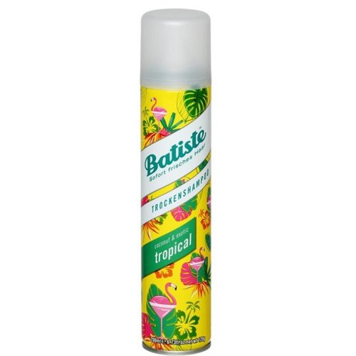 Batiste Droogshampoo Tropical 200ml