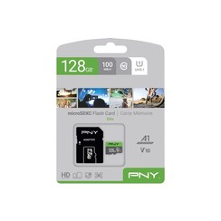 PNY Micro SD cl10 100mb/s 128gb+adp