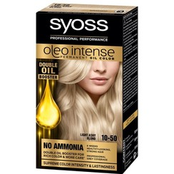 Syoss Color oleo 10-50 Licht Asblond 1set