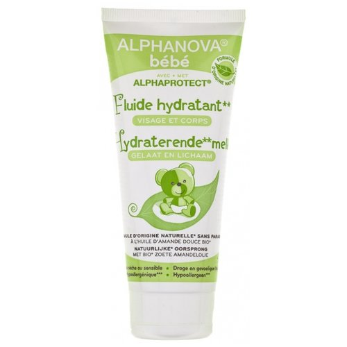 Alphanova Baby Baby Moisturizing Cream Mild Dryness 100ml