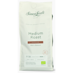 Simon Levelt Cafe N38 Espresso Medium Dark Roast 500 gram