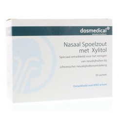 Dos Medical Spoelzout xylitol sach 30st