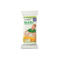 Creall Do & dry klei 500g wit