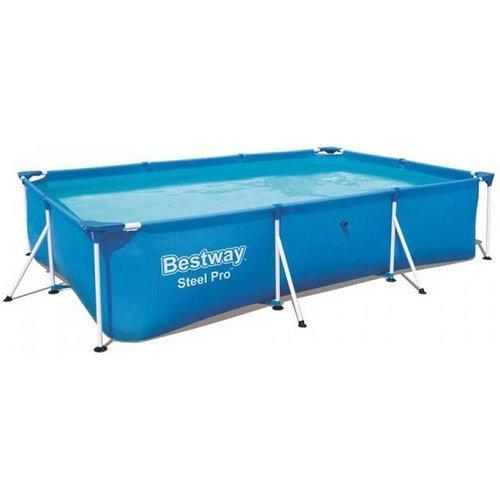 Bestway SteelPro framezwembad 300x201x66cm