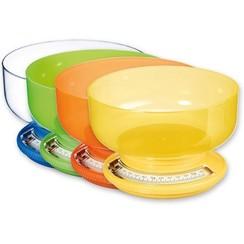 Korona Keukenweegschaal Roy coloured tot 2kg
