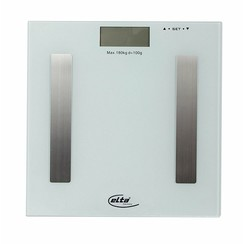 Elta Digitale Body-fit personenweegschaal max 180kg