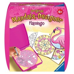 Ravensburger Mini Mandala Designer Flamingo