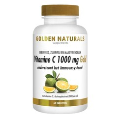 Golden Naturals Vitamine C1000 Mg Gold 60tb