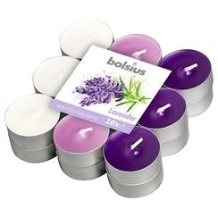Geurtheelicht multi colour brick 18 Lavendel